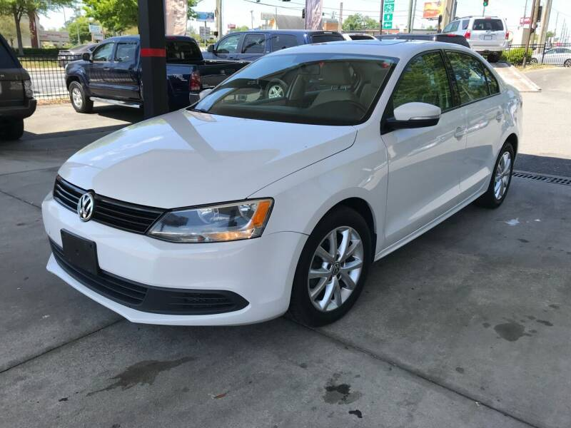 2011 Volkswagen Jetta for sale at Michael's Imports in Tallahassee FL