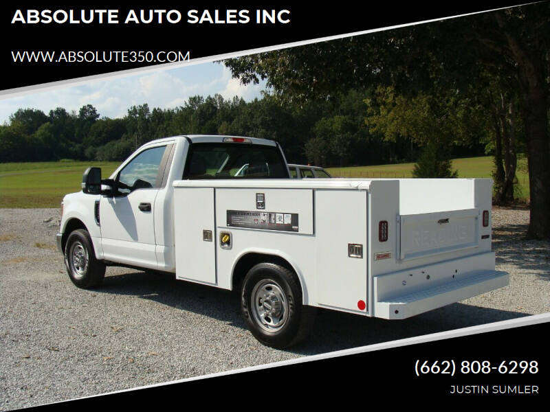 2020 READING TRUCK BODY CLASSIC II ST 98 SW STANDARD for sale at ABSOLUTE AUTO SALES INC - Reading Truck Body in Corinth MS