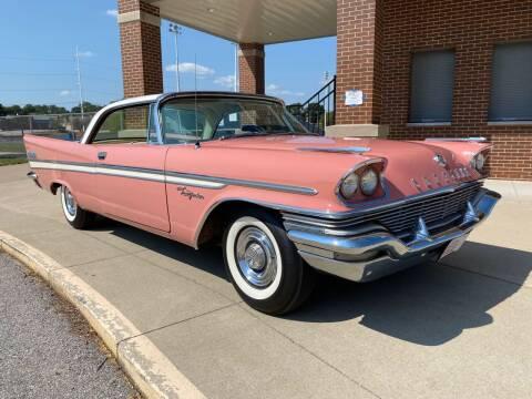 1957 Chrysler New Yorker for sale at Klemme Klassic Kars in Davenport IA