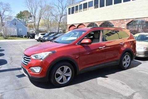 2015 Hyundai Santa Fe for sale at Absolute Auto Sales, Inc in Brockton MA