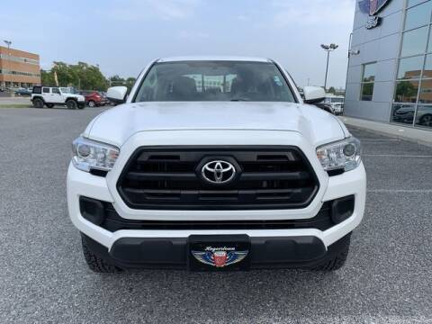 2017 Toyota Tacoma for sale at King Motors featuring Chris Ridenour in Martinsburg WV
