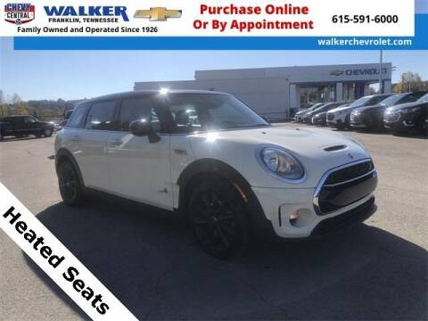 2017 MINI Clubman for sale at WALKER CHEVROLET in Franklin TN