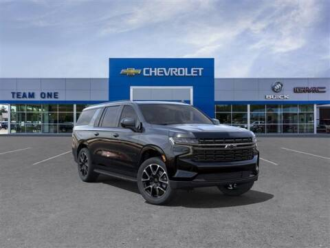 2021 Chevrolet Suburban for sale at TEAM ONE CHEVROLET BUICK GMC in Charlotte MI