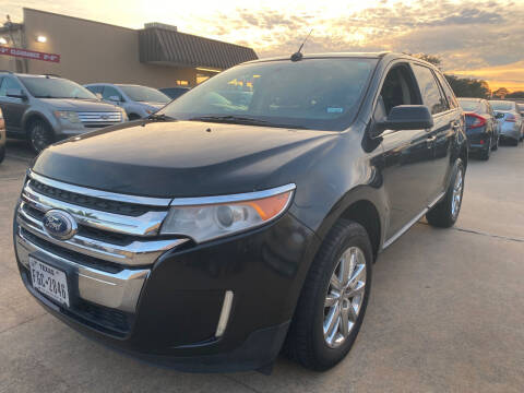 2011 Ford Edge for sale at Houston Auto Gallery in Katy TX