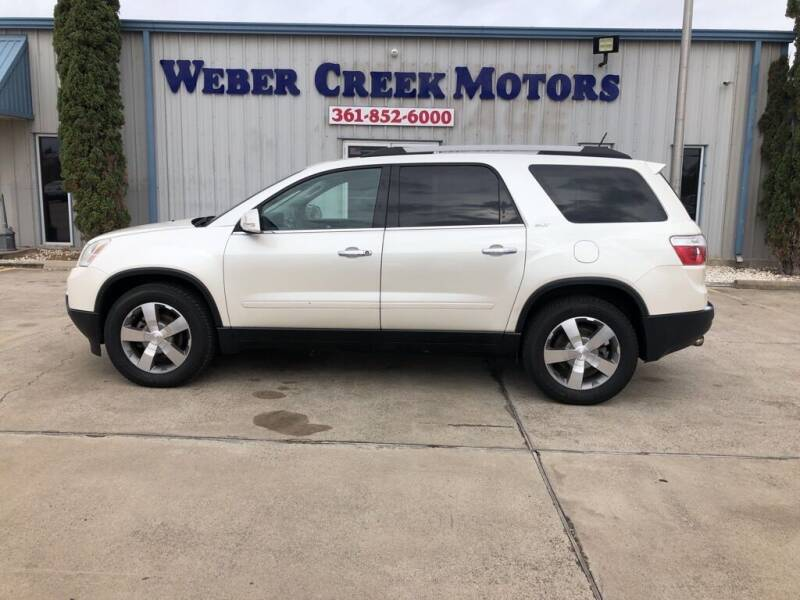 2012 GMC Acadia for sale at Weber Creek Motors in Corpus Christi TX