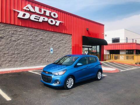 2017 Chevrolet Spark for sale at Auto Depot of Smyrna in Smyrna TN