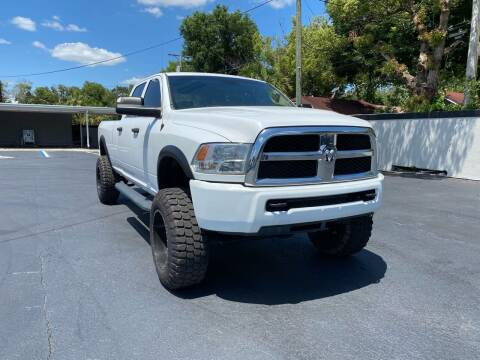 2017 RAM Ram Pickup 2500 for sale at Consumer Auto Credit in Tampa FL
