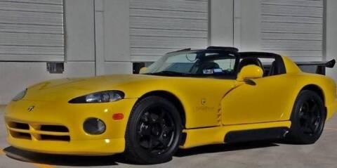 1995 Dodge Viper for sale at Classic Car Deals in Cadillac MI
