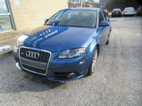 2007 Audi A3 for sale at 1st Choice Autos in Smyrna GA