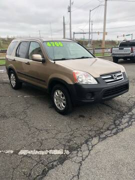 2006 Honda CR-V for sale at Cool Breeze Auto in Breinigsville PA