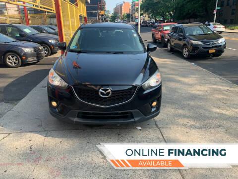 2013 Mazda CX-5 for sale at Raceway Motors Inc in Brooklyn NY