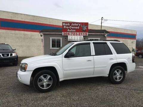 2007 Chevrolet TrailBlazer for sale at Mark John's Pre-Owned Autos in Weirton WV