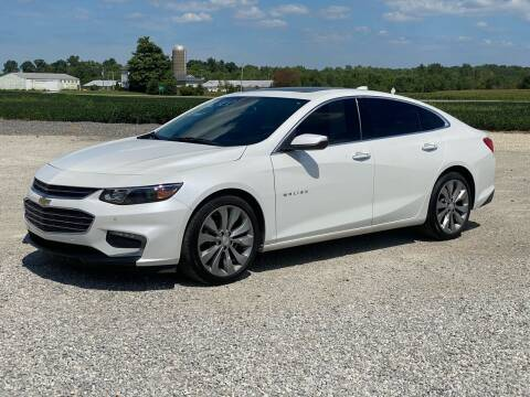 2017 Chevrolet Malibu for sale at CMC AUTOMOTIVE in Roann IN