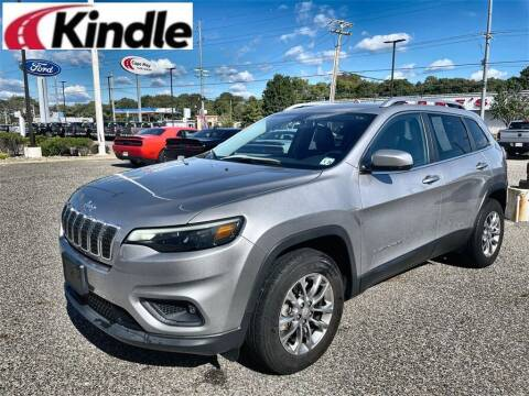 2019 Jeep Cherokee for sale at Kindle Auto Plaza in Cape May Court House NJ
