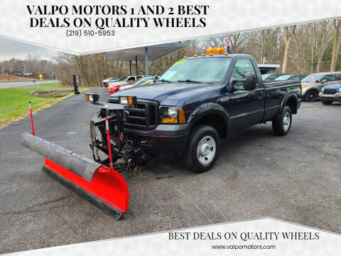 2006 Ford F-250 Super Duty for sale at Valpo Motors 1 and 2  Best Deals On Quality Wheels in Valparaiso IN