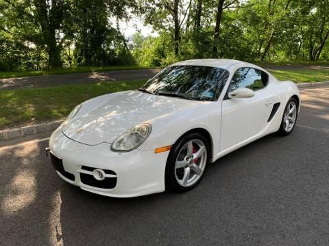 2007 Porsche Cayman for sale at Crazy Cars Auto Sale in Jersey City NJ