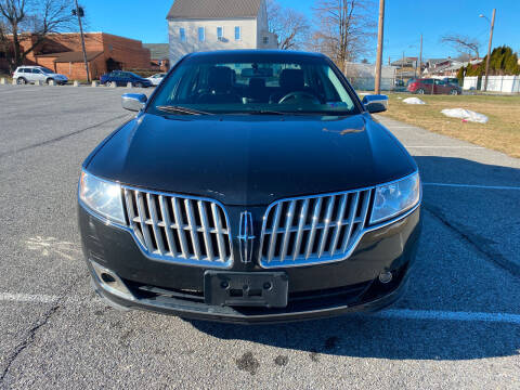2012 Lincoln MKZ for sale at Capri Auto Works in Allentown PA
