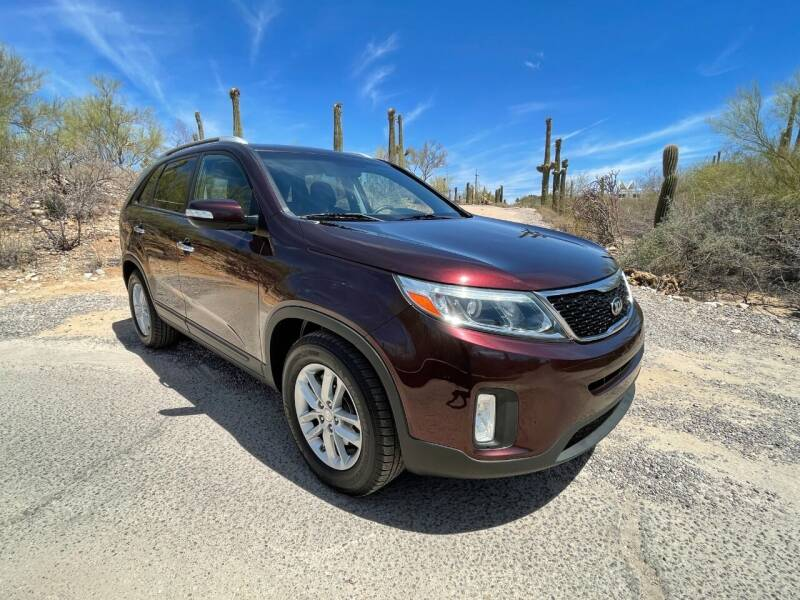 2015 Kia Sorento for sale at Auto Executives in Tucson AZ