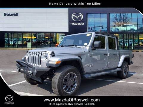2020 Jeep Gladiator for sale at Mazda Of Roswell in Roswell GA