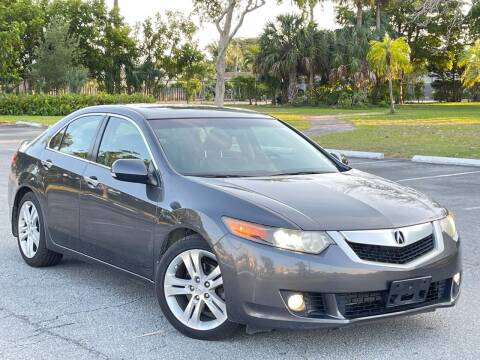 2010 Acura TSX for sale at Citywide Auto Group LLC in Pompano Beach FL