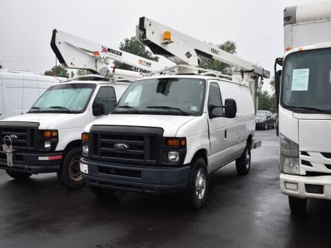2012 Ford E-Series Cargo for sale at Trucksmart Isuzu in Morrisville PA