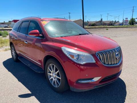 2013 Buick Enclave for sale at Top Line Auto Sales in Idaho Falls ID