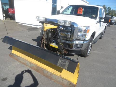 2014 Ford F-250 Super Duty for sale at Price Auto Sales 2 in Concord NH