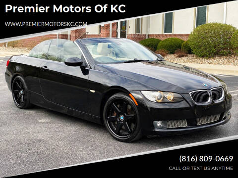 2008 BMW 3 Series for sale at Premier Motors of KC in Kansas City MO