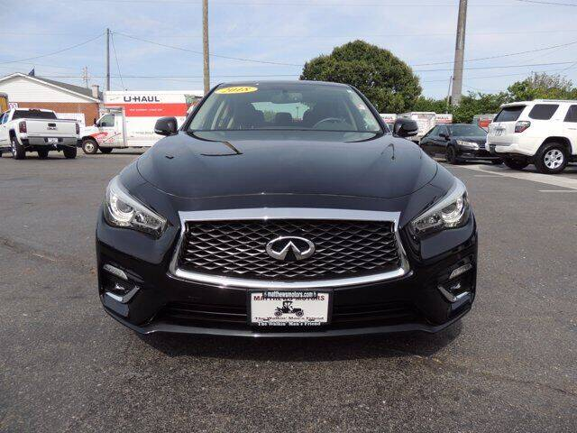 2018 Infiniti Q50 for sale in Raleigh, NC