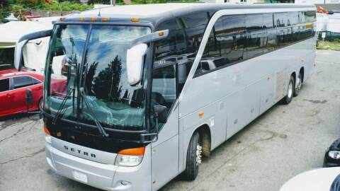 2011 Setra S 417 for sale at Paisanos Chevrolane in Seattle WA
