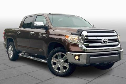 2016 Toyota Tundra for sale at CU Carfinders in Norcross GA
