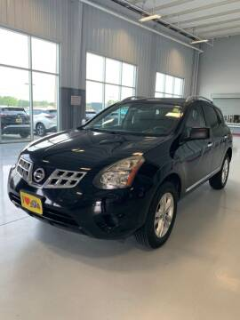 2015 Nissan Rogue Select for sale at Tom Peacock Nissan (i45used.com) in Houston TX