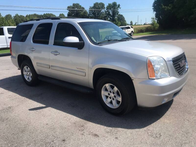 2010 GMC Yukon for sale at Rickman Motor Company in Somerville TN