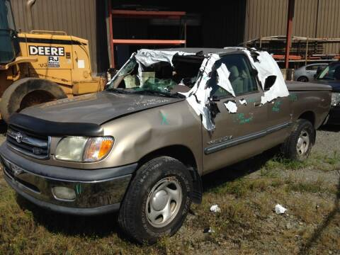 2002 Toyota Tundra for sale at ASAP Car Parts in Charlotte NC