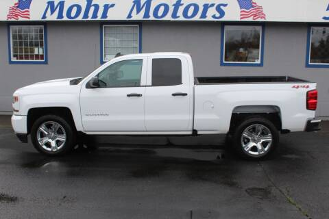 2018 Chevrolet Silverado 1500 for sale at Mohr Motors in Salem OR