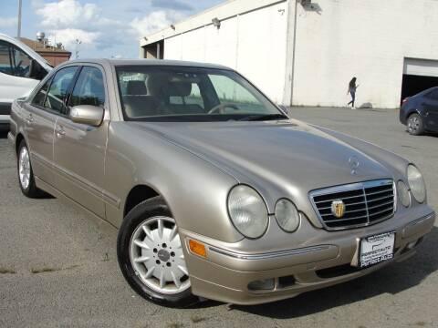 2000 Mercedes-Benz E-Class for sale at Perfect Auto in Manassas VA