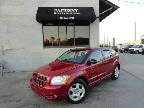 2009 Dodge Caliber for sale at FAIRWAY AUTO SALES, INC. in Melrose Park IL