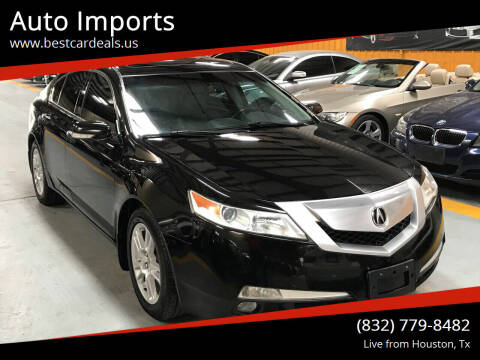 2009 Acura TL for sale at Auto Imports in Houston TX