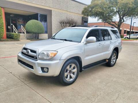 2008 Toyota 4Runner for sale at DFW Autohaus in Dallas TX