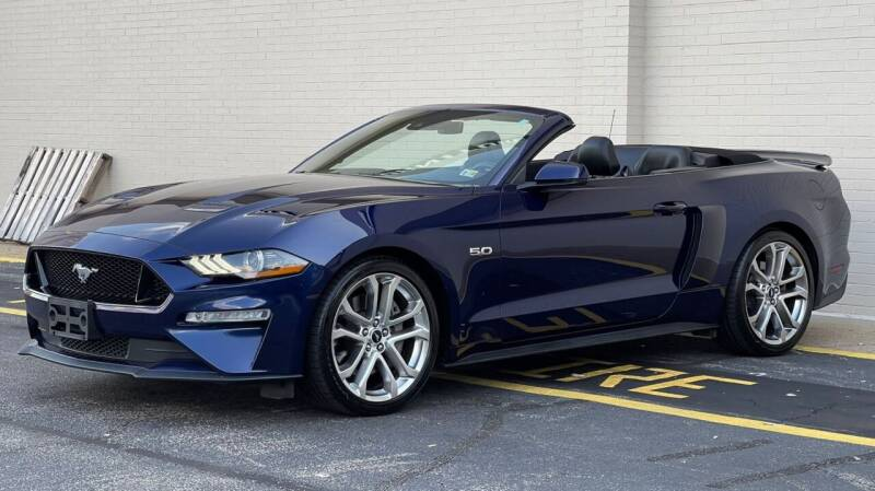 2018 Ford Mustang for sale at Carland Auto Sales INC. in Portsmouth VA