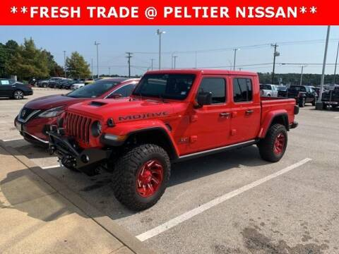 2021 Jeep Gladiator for sale at TEX TYLER Autos Cars Trucks SUV Sales in Tyler TX