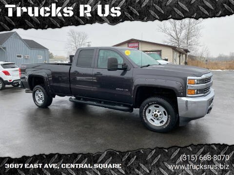 2015 Chevrolet Silverado 2500HD for sale at Trucks R Us in Central Square NY