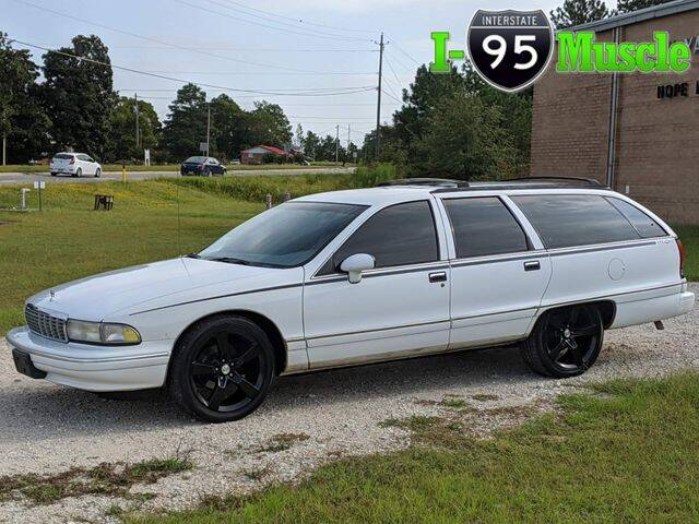 1994 Chevrolet Caprice for sale at I-95 Muscle in Hope Mills NC