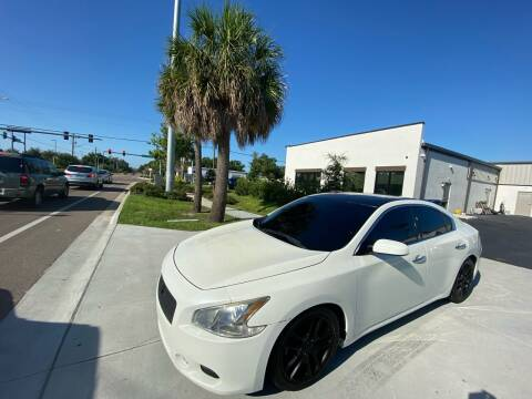 2014 Nissan Maxima for sale at Bay City Autosales in Tampa FL