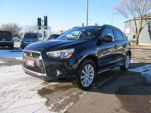 2011 Mitsubishi Outlander Sport for sale at SCHULTZ MOTORS in Fairmont MN
