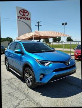 2018 Toyota RAV4 for sale at Quality Toyota in Independence KS
