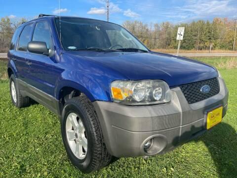 2006 Ford Escape for sale at Sunshine Auto Sales in Menasha WI