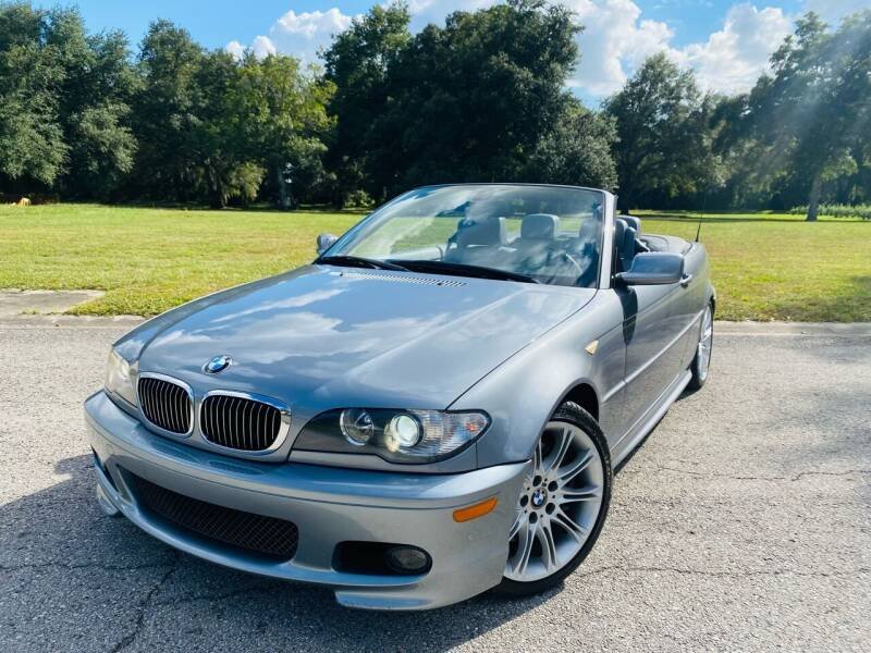2005 BMW 3 Series for sale at FLORIDA MIDO MOTORS INC in Tampa FL