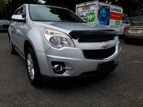 2012 Chevrolet Equinox for sale at Moor's Automotive in Hackettstown NJ