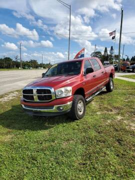 2007 Dodge Ram Pickup 1500 for sale at Car Spot Of Central Florida in Melbourne FL
